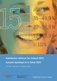 Statistisches Jahrbuch der Schweiz 2015; Annuaire statistique de la Suisse 2015