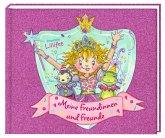 Freundebuch Prinzessin Lillifee. Meine Freundinnen und Freunde