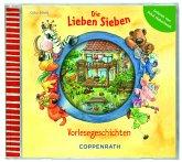 Die Lieben Sieben - Vorlesegeschichten, Audio-CD
