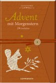 Advent mit Morgenstern Briefbuch