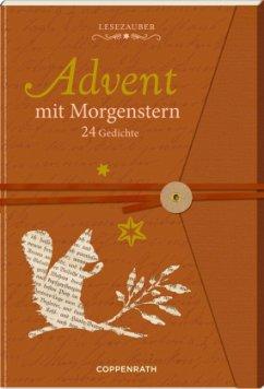 Advent mit Morgenstern Briefbuch