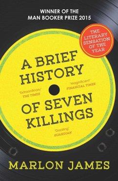A Brief History of Seven Killings (eBook, ePUB)