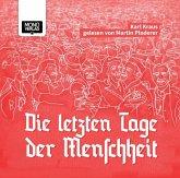 Die letzten Tage der Menschheit, 18 Audio-CDs