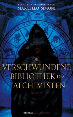 Die verschwundene Bibliothek des Alchimisten (eBook, ePUB) - Simoni, Marcello