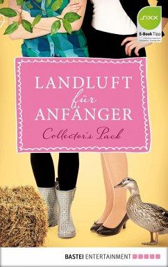 Landluft für Anfänger - Collector's Pack (eBook, ePUB) - Lämmermann, Nora; Höft, Simone