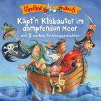 Käpt'n Klabauter im dampfenden Meer / Vorlesemaus Bd.11