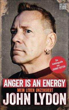 Anger is an Energy (eBook, ePUB) - Lydon, John