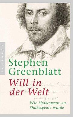 Will in der Welt (eBook, ePUB) - Greenblatt, Stephen