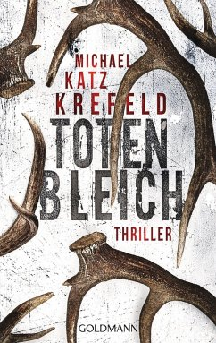 Totenbleich / Detective Ravn Bd.1 (eBook, ePUB) - Katz Krefeld, Michael