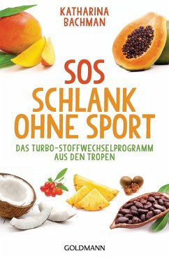 SOS Schlank ohne Sport - (eBook, ePUB) - Bachman, Katharina