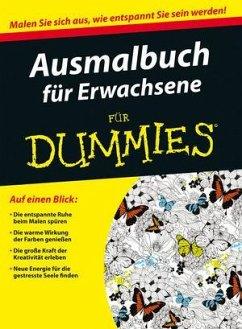 Ausmalbuch für Erwachsene für Dummies