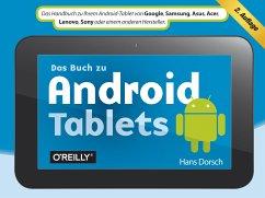 Das Buch zu Android-Tablets