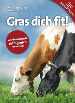 Gras dich fit! - Steinwidder, Andreas; Starz, Walter