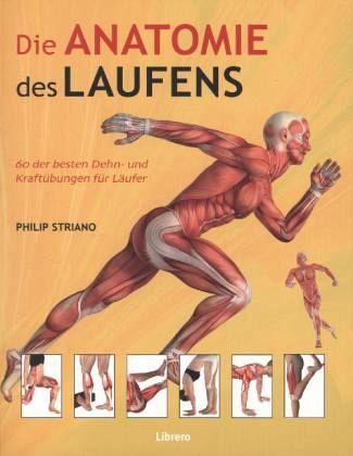 Die Anatomie des Laufens von Philip Striano - Buch - bücher.de