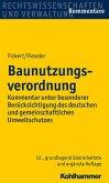 Baunutzungsverordnung (eBook, PDF)