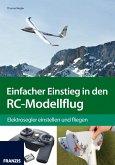 Einfacher Einstieg in den RC-Modellflug (eBook, PDF)
