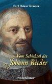 Vom Schicksal des Johann Rieder (eBook, ePUB)