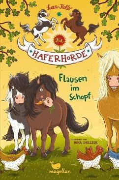 Flausen im Schopf / Die Haferhorde Bd.1 - Kolb, Suza