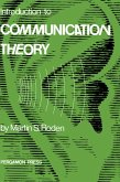 Introduction to Communication Theory (eBook, PDF)