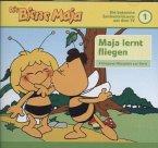 Die Biene Maja - Maja wird geboren, Maja lernt fliegen u.a., 1 Audio-CD