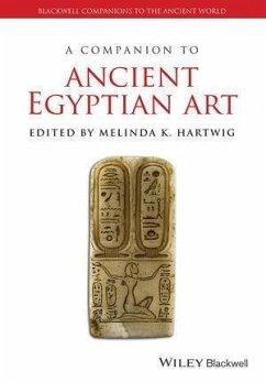 A Companion to Ancient Egyptian Art (eBook, PDF)