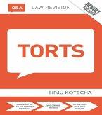 Q&A Torts (eBook, ePUB)