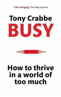 Busy (eBook, ePUB) - Crabbe, Tony
