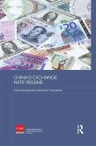 China's Exchange Rate Regime (eBook, ePUB)