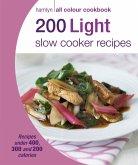 Hamlyn All Colour Cookery: 200 Light Slow Cooker Recipes (eBook, ePUB)