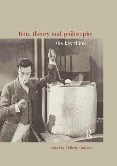 Film, Theory and Philosophy (eBook, ePUB) - Colman, Felicity