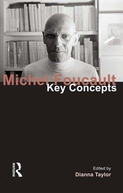 Michel Foucault (eBook, PDF) - Taylor, Dianna