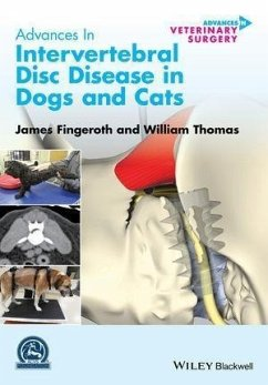 Advances in Intervertebral Disc Disease in Dogs and Cats (eBook, PDF)