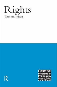 Rights (eBook, ePUB) - Ivison, Duncan