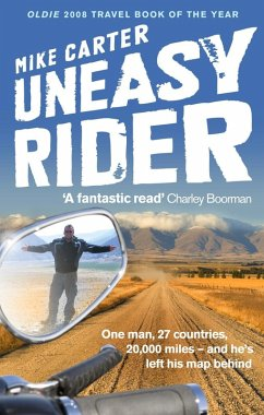 Uneasy Rider (eBook, ePUB) - Carter, Mike