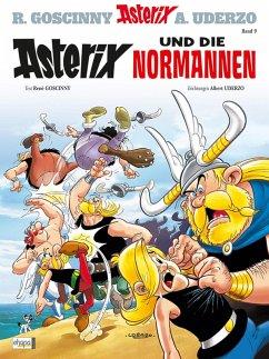 Asterix und die Normannen / Asterix Bd.9 (eBook, ePUB) - Goscinny, René
