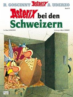Asterix bei den Schweizern / Asterix Bd.16 (eBook, ePUB) - Goscinny, René