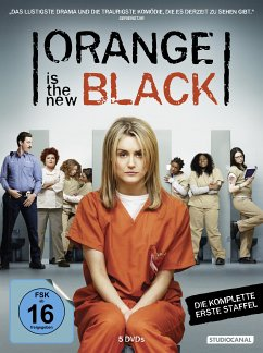 Orange Is the New Black - Die komplette erste S...