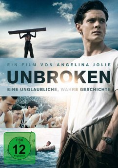 Unbroken - Jack O'Connell,Domhnall Gleeson,Jai Courtney