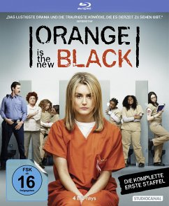 Orange is the New Black - 1. Staffel (Blu-ray)