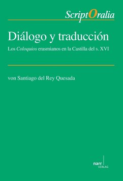Diálogo y traducción - Del Rey Quesada, Santiago