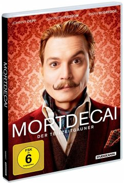 Mortdecai - Der Teilzeitgauner - Depp,Johnny/Mcgregor,Ewan
