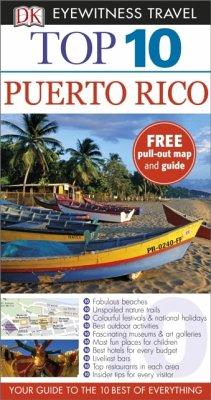 DK Eyewitness Top 10 Travel Guide: Puerto Rico - DK