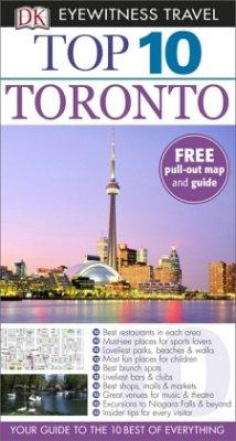 DK Eyewitness Top 10 Travel Guide: Toronto
