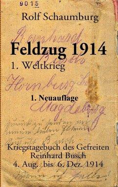 Feldzug 1914 (eBook, ePUB)