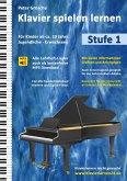 Klavier spielen lernen (Stufe 1) (eBook, ePUB)