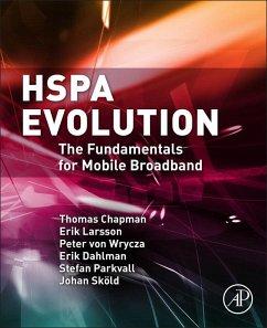 HSPA Evolution (eBook, ePUB) - Chapman, Thomas; Larsson, Erik; Wrycza, Peter von; Dahlman, Erik; Parkvall, Stefan; Skold, Johan
