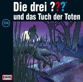 Die drei Fragezeichen und das Tuch der Toten / Die drei Fragezeichen Bd. 174 (CD)