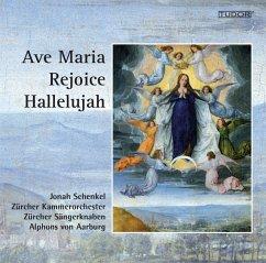 Ave Maria/Rejoice/Hallelujah - Zürcher Sängerknaben