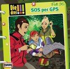 SOS per GPS / Die drei Ausrufezeichen Bd.36