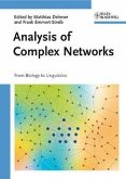 Analysis of Complex Networks (eBook, PDF)
